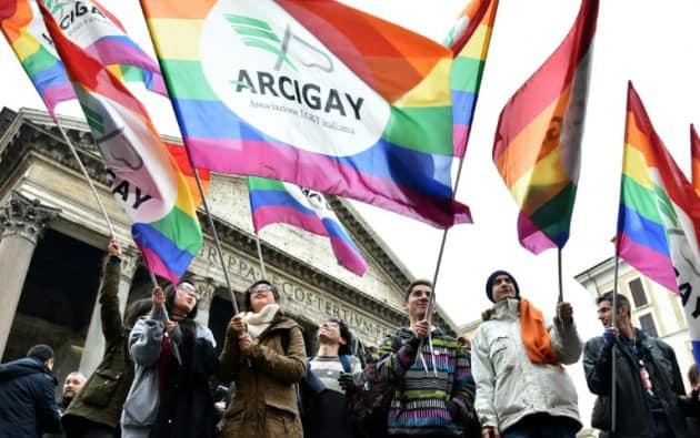 Italia aprueba la unión civil 1