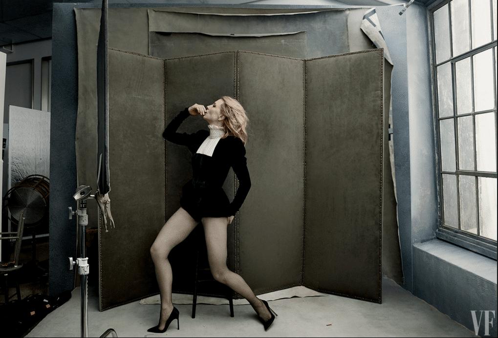 Cate Blanchett Vf, Hay una lesbiana en mi sopa