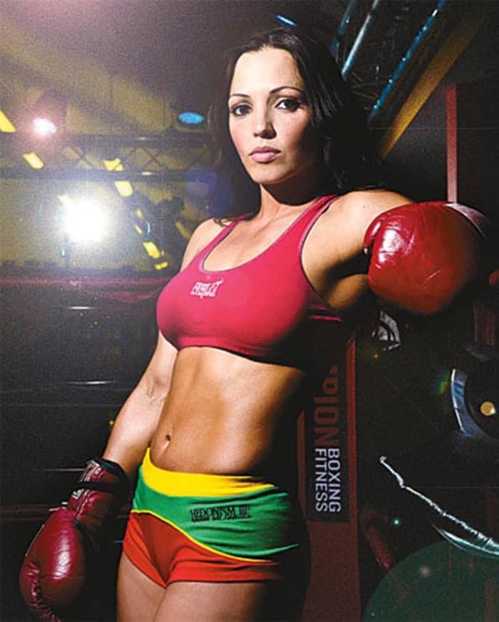 jennifer salinas boxeadora