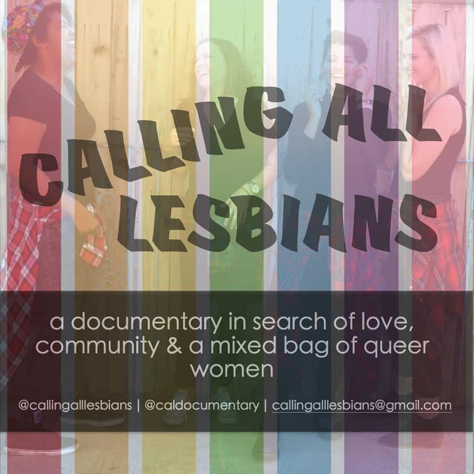 Documental 'Calling All Lesbians'