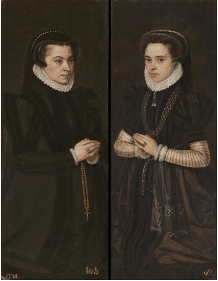 Margarita de Parma : María de Portugal, esposa de Alejandro Farnesio