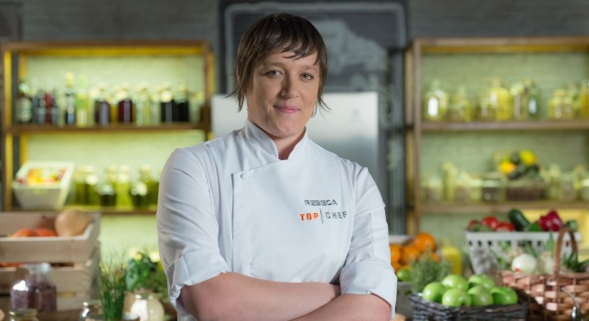 Rebeca Hern%C3%A1ndez De Top Chef, Hay una lesbiana en mi sopa