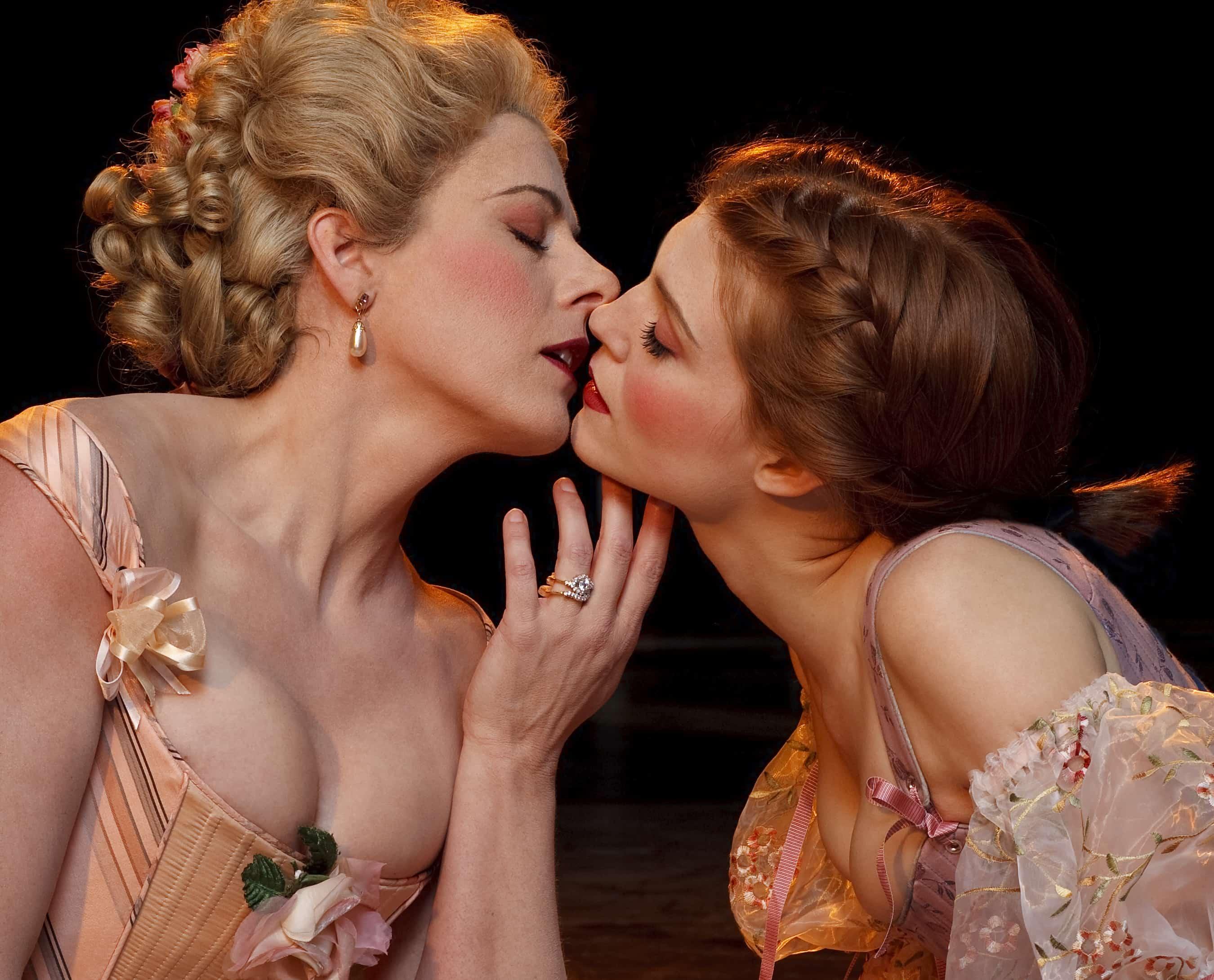 Una historia de amor lesbiana