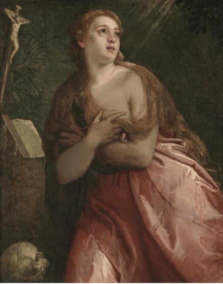 verones Magdalena penitente