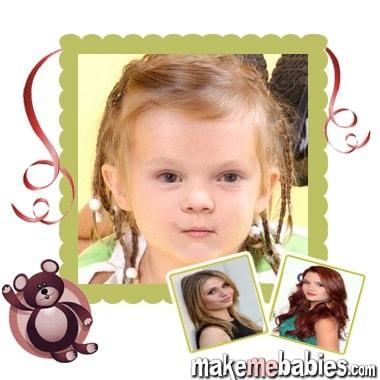 Hija Amy y Karma