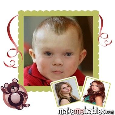 Hijo Amy y Karma