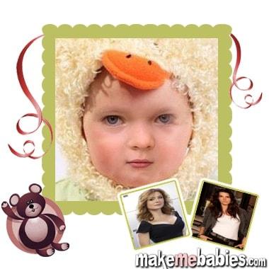 Hijo Jane y Maura