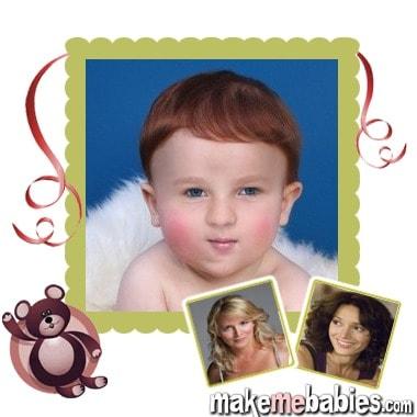 Hijo Tina y Bette
