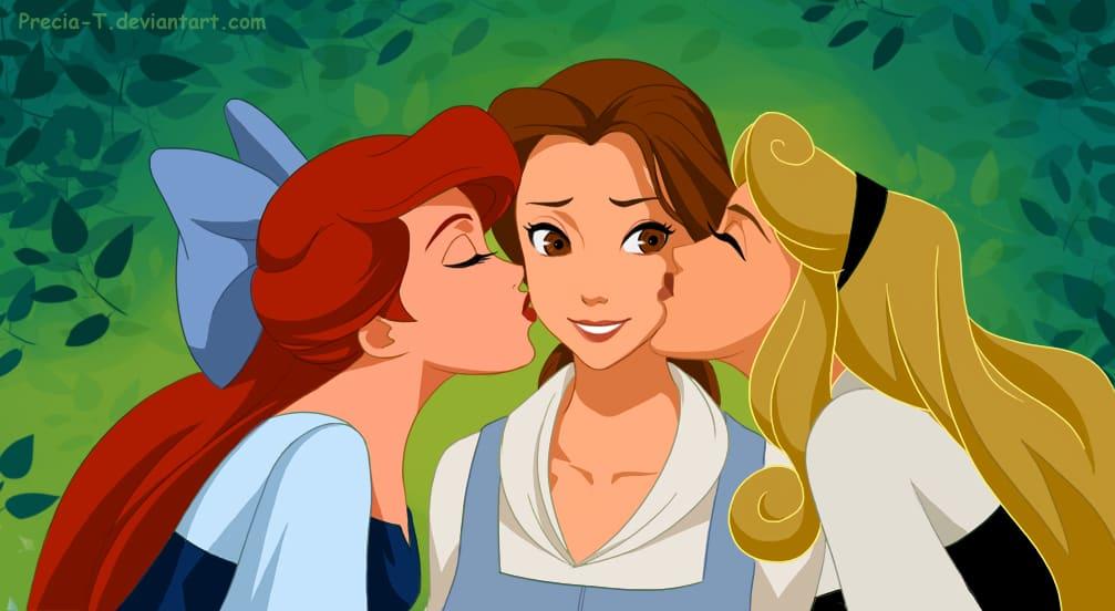 mandygirl78 princesas disney lesbianas