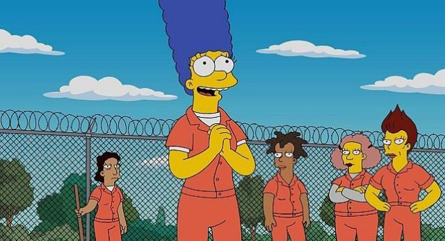 Episodio Orange is the new yellow Los Simpson 3