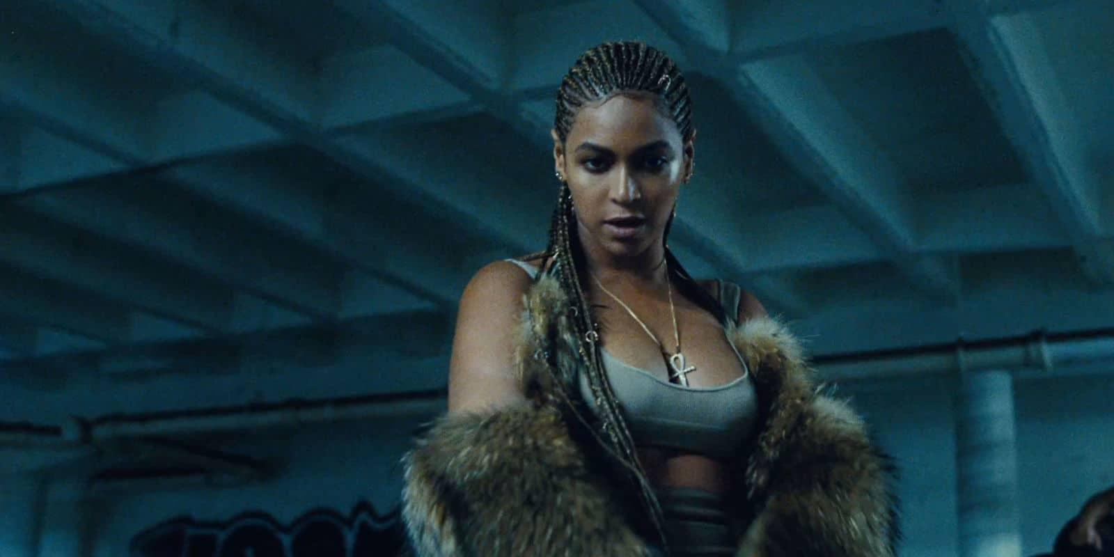 Beyonce Lemonade, Hay una lesbiana en mi sopa