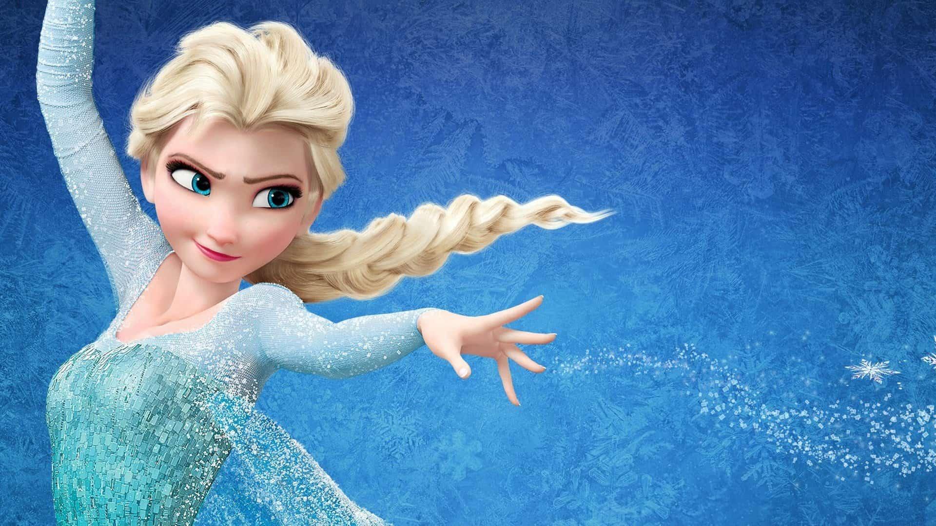 Elsa Frozen Lesbiana, Hay una lesbiana en mi sopa