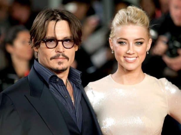 Johnny Depp Amber Heard, Hay una lesbiana en mi sopa