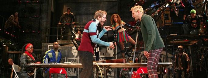 rent 'Rent', la ópera rock de los 90 cumple veinte años