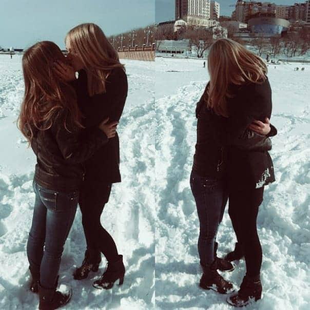 Russian Rainbow4, Hay una lesbiana en mi sopa
