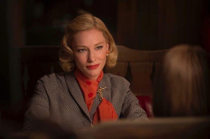 Cate Blanchett Carol Movie 2015, Hay una lesbiana en mi sopa