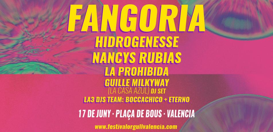 Festival Orgullo Valencia 1, Hay una lesbiana en mi sopa