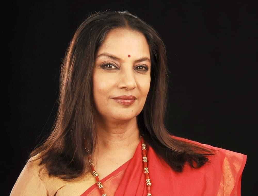 Shabana Azmi,