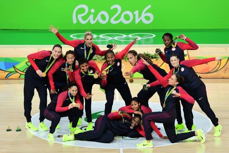 US women basketball