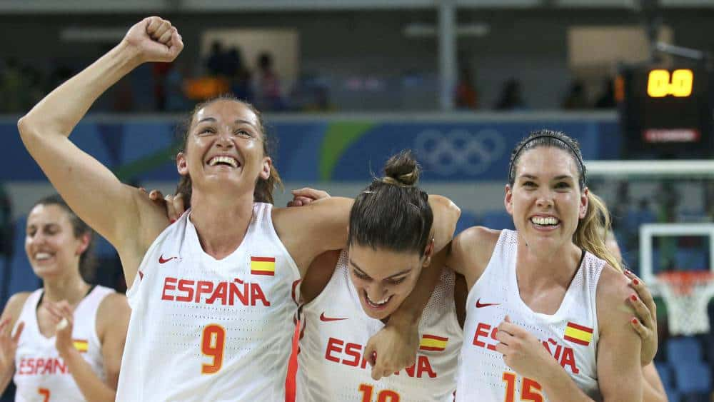 basket españa femenino