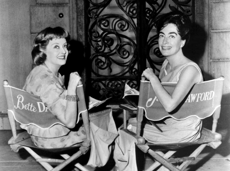Bette Davis Joan Crawford, Hay una lesbiana en mi sopa