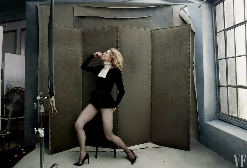 Cate Blanchett10, Hay una lesbiana en mi sopa