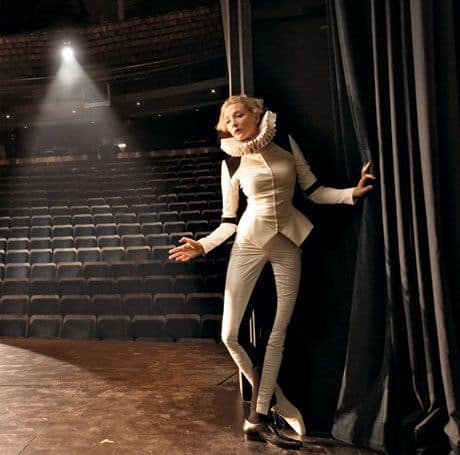 Cate Blanchett11, Hay una lesbiana en mi sopa