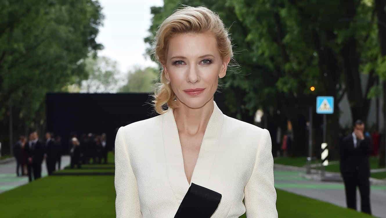 Cate Blanchett13, Hay una lesbiana en mi sopa
