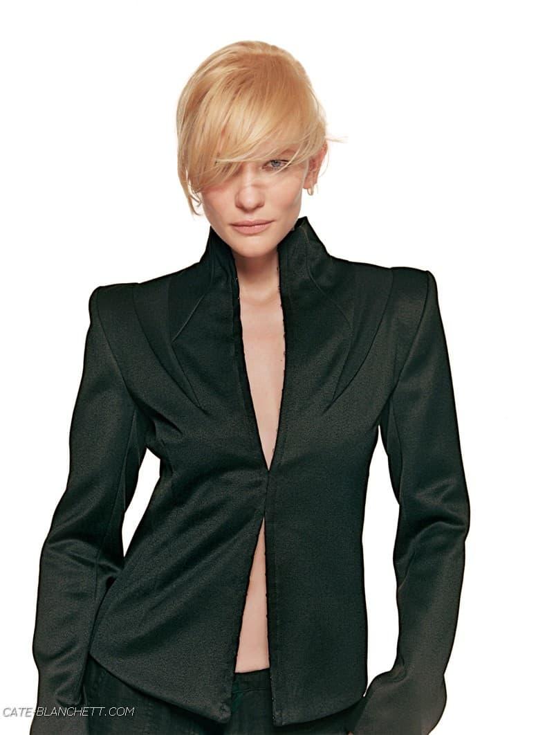 Cate Blanchett14, Hay una lesbiana en mi sopa