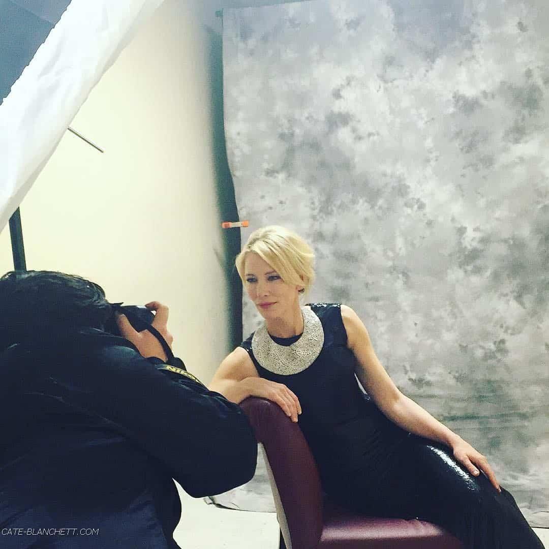 Cate Blanchett15, Hay una lesbiana en mi sopa