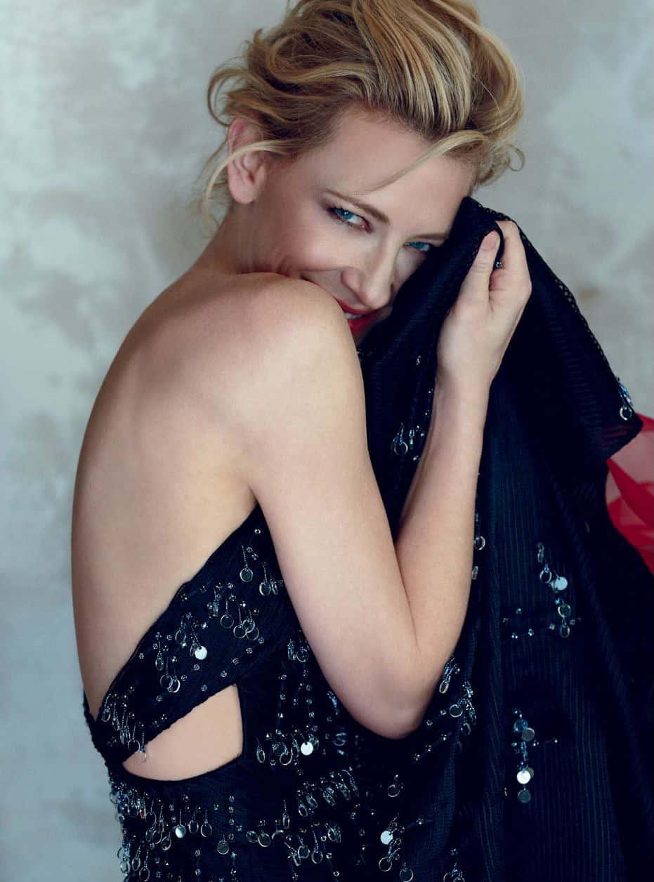 Cate Blanchett16, Hay una lesbiana en mi sopa