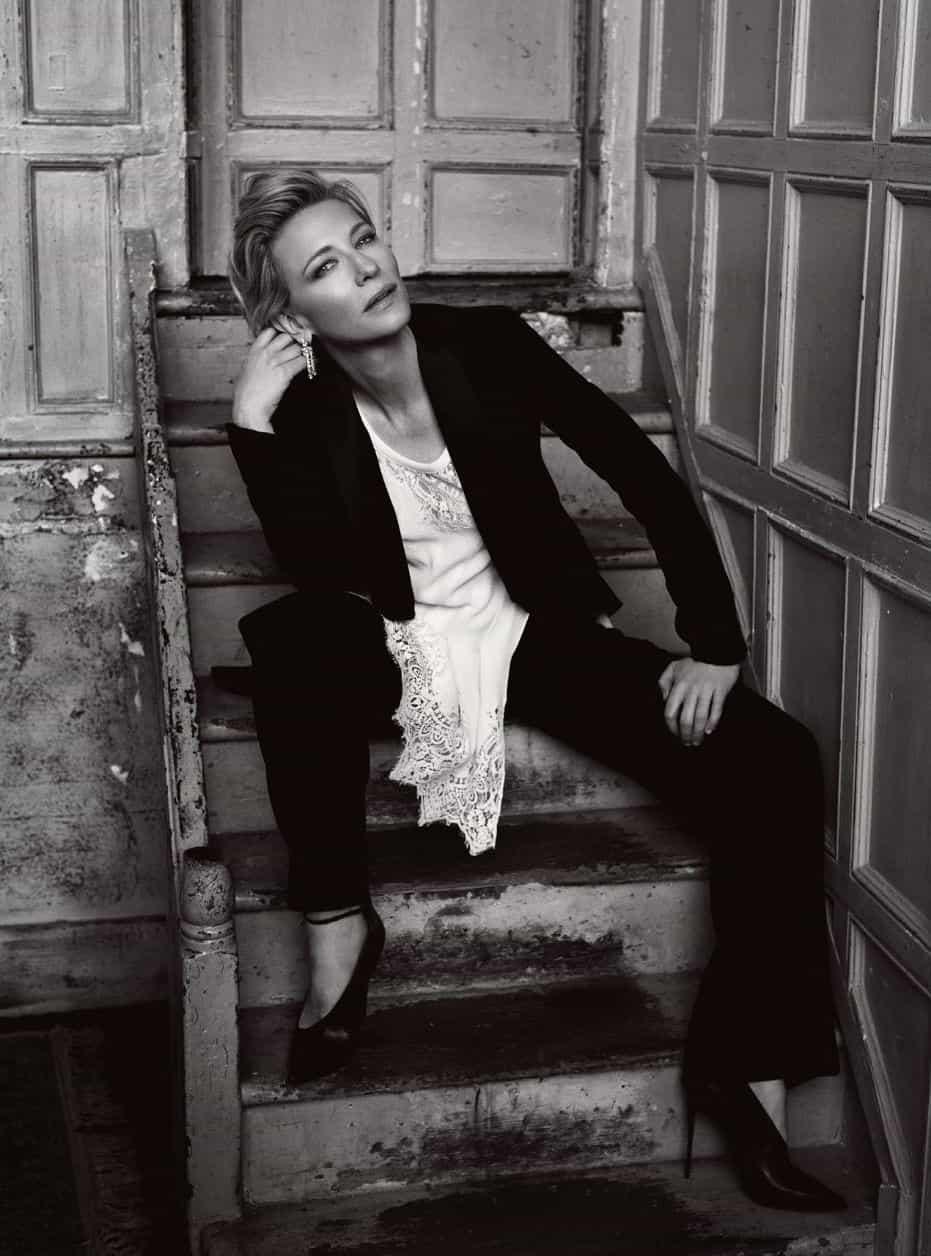 Cate Blanchett17, Hay una lesbiana en mi sopa