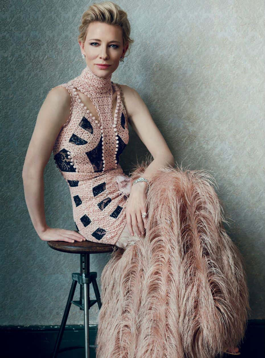 Cate Blanchett18, Hay una lesbiana en mi sopa