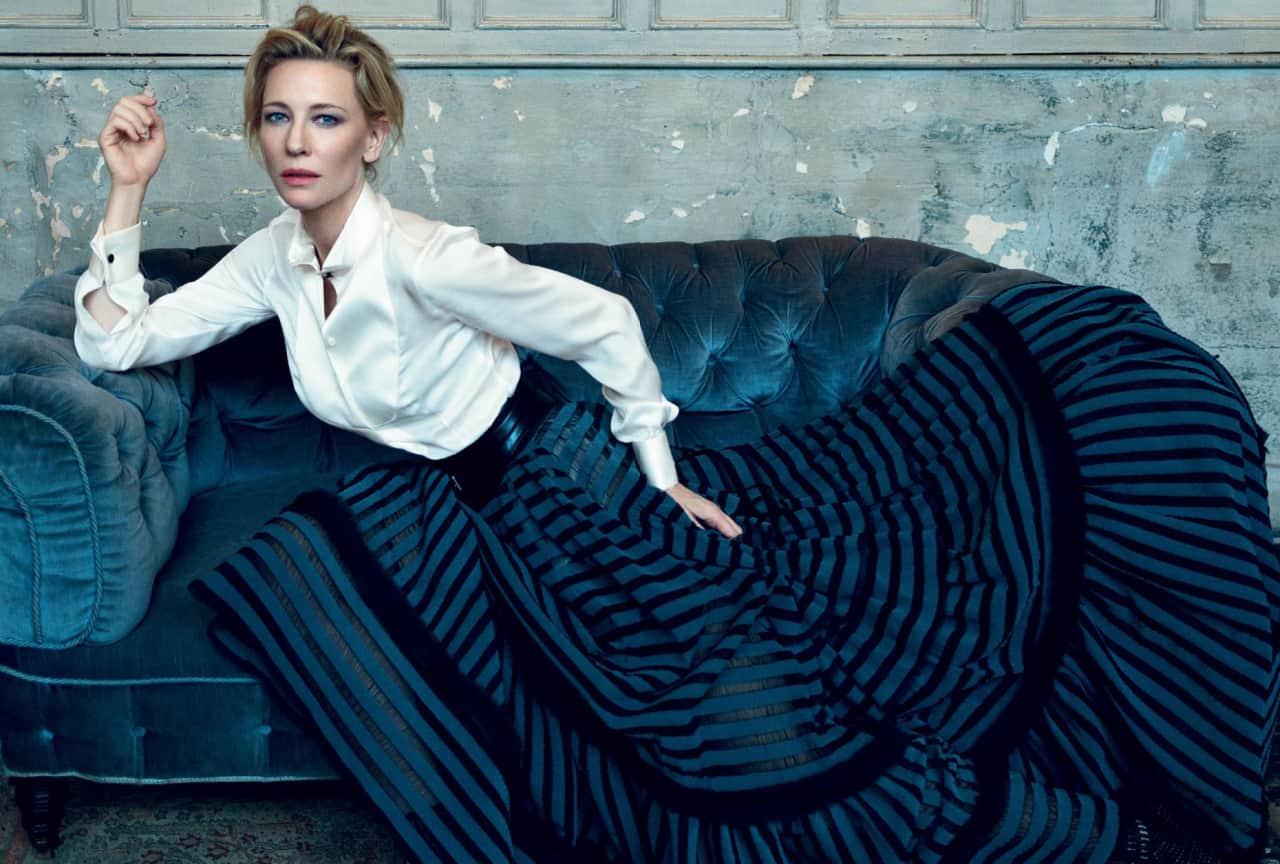 Cate Blanchett19, Hay una lesbiana en mi sopa