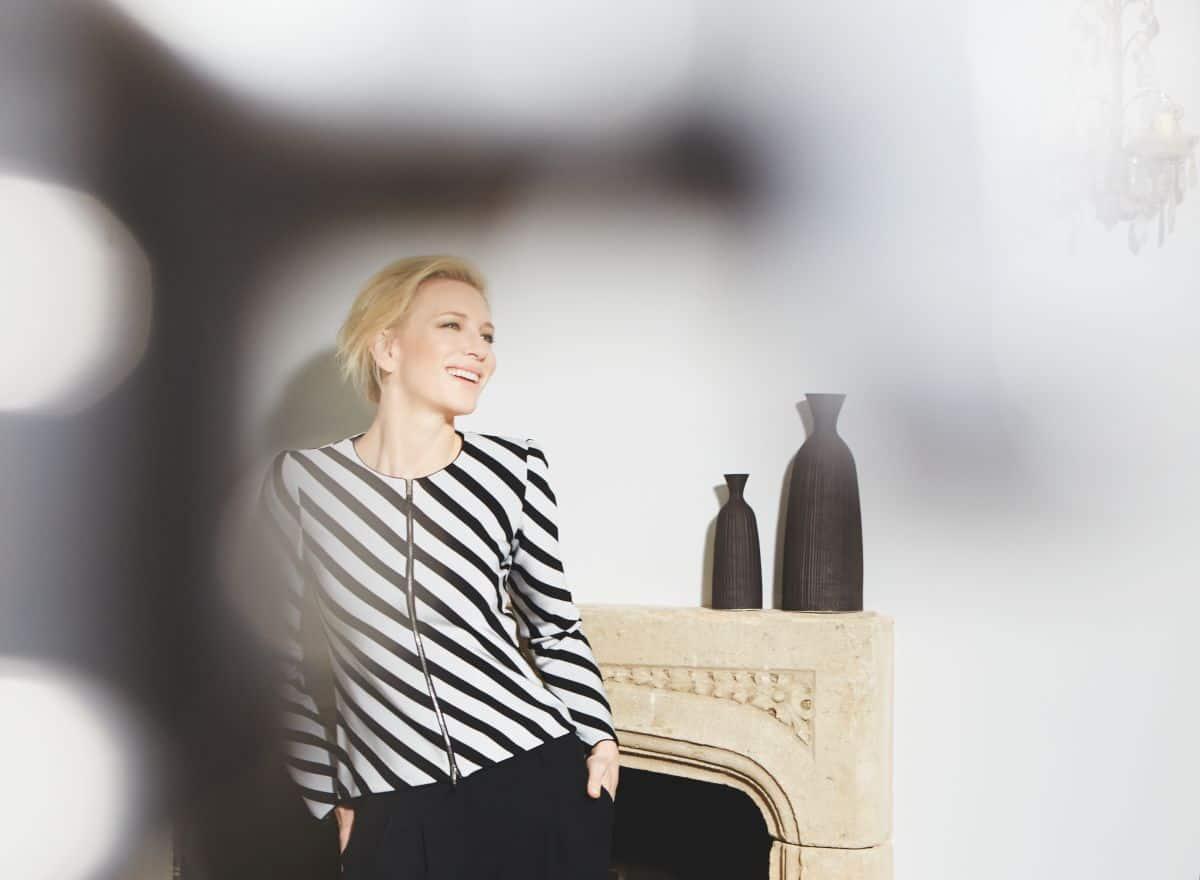 Cate Blanchett4, Hay una lesbiana en mi sopa