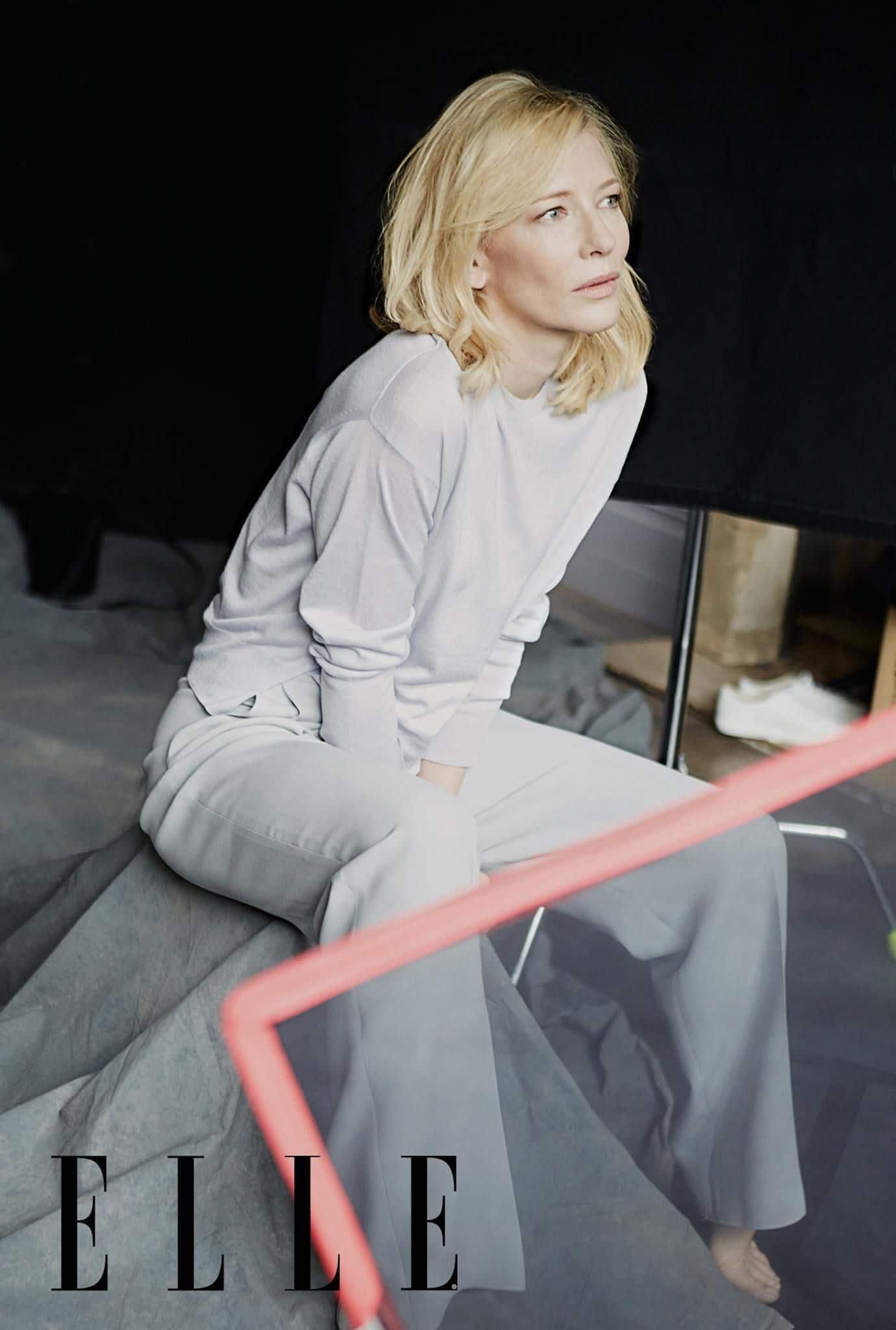 Cate Blanchett6, Hay una lesbiana en mi sopa
