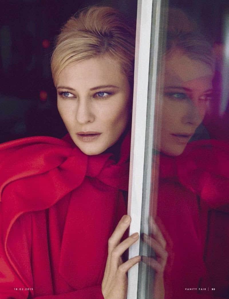 Cate Blanchett7, Hay una lesbiana en mi sopa
