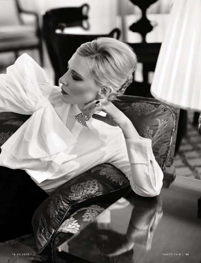 Cate Blanchett8, Hay una lesbiana en mi sopa