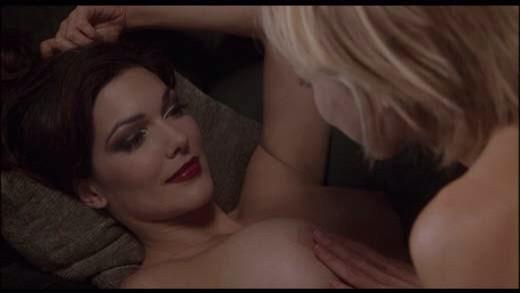 Mulholland Drive, Hay una lesbiana en mi sopa