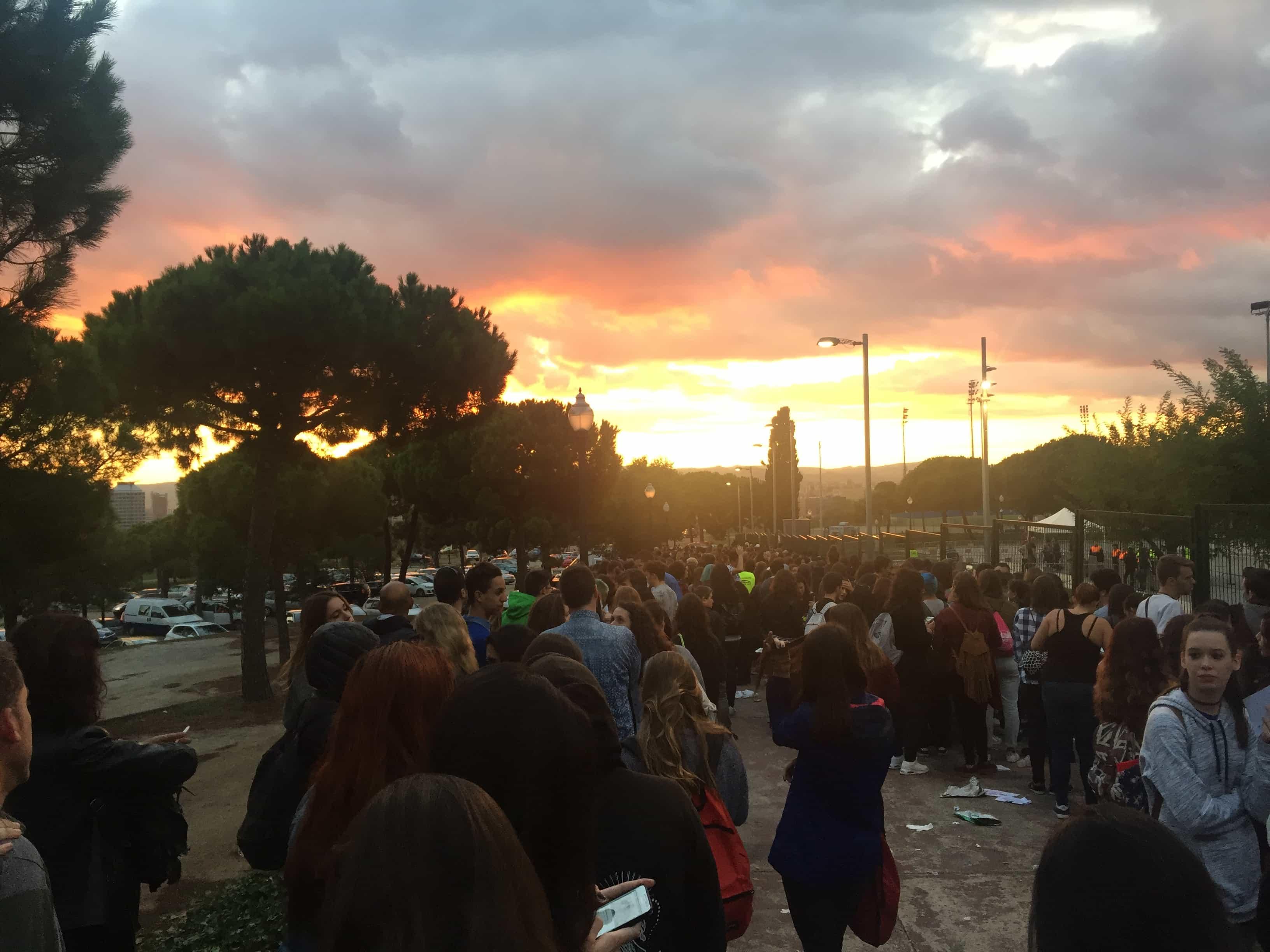 IMG_0185 Fifth Harmony lo da TODO en Barcelona