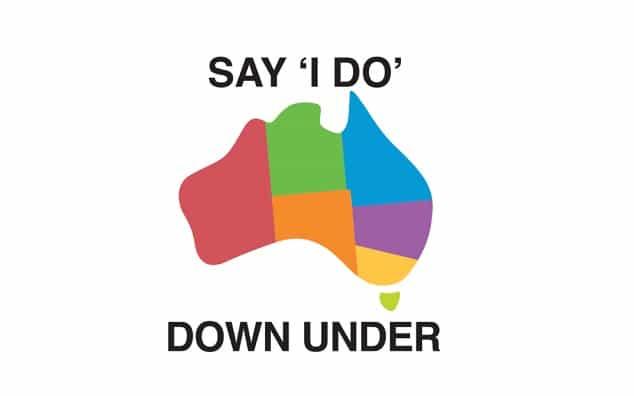 Say I Do Down Under, Hay una lesbiana en mi sopa