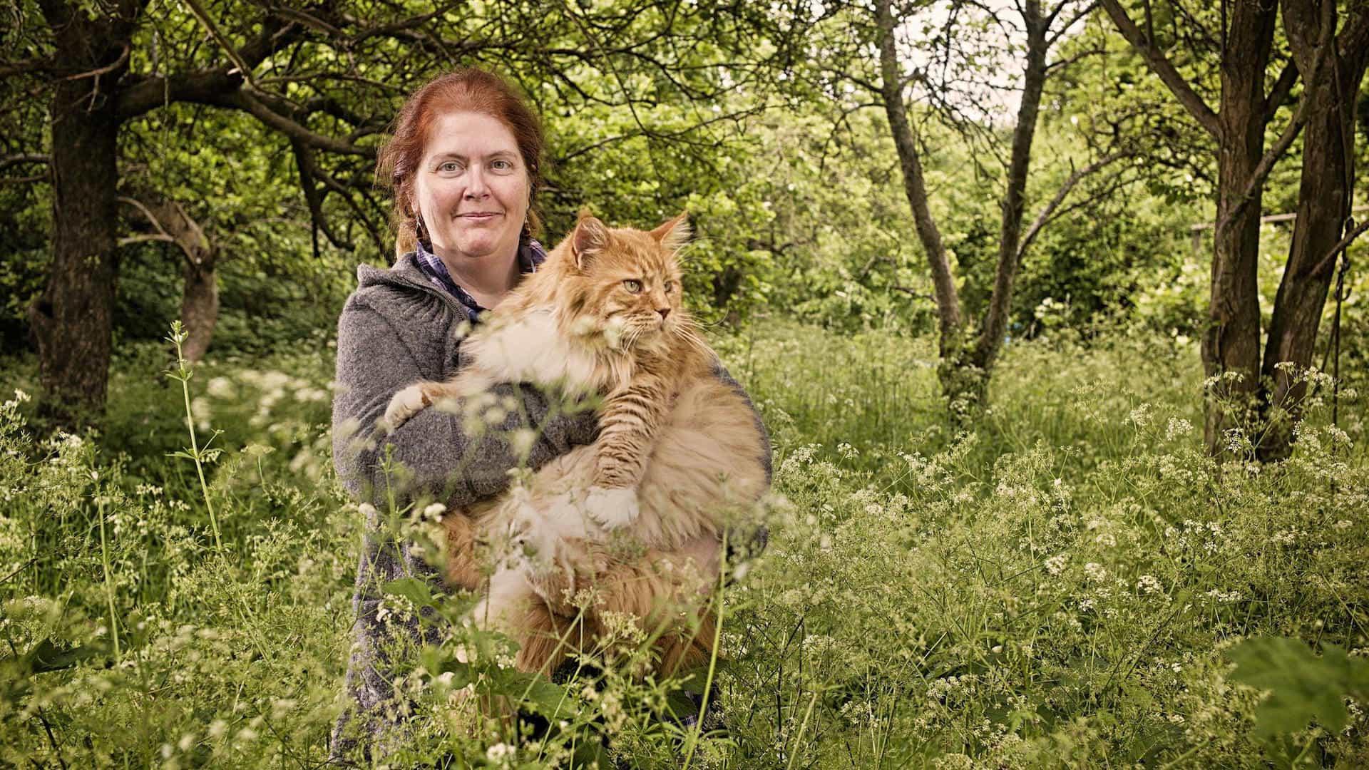 Esta es mi foto favorita e Sally Wainwright y la voy a poner siempre que pueda