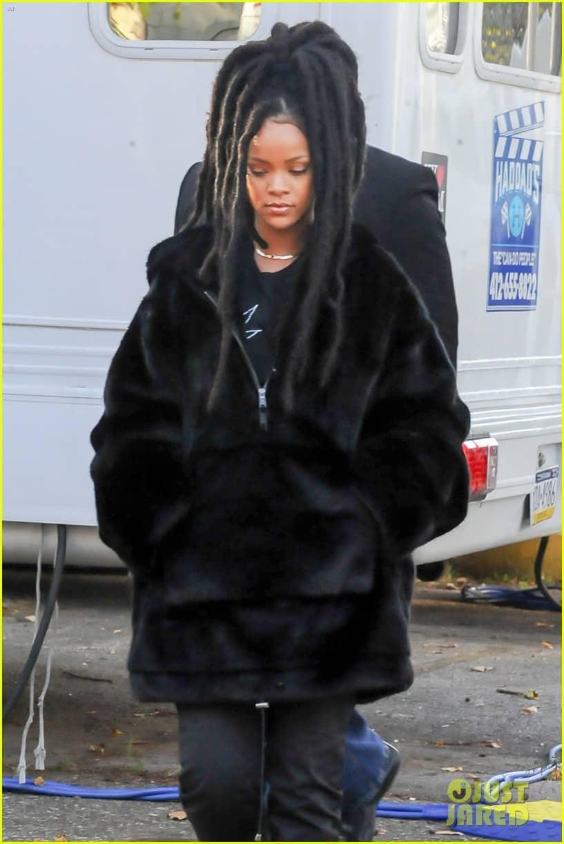 Rihanna Oceans Eight2, Hay una lesbiana en mi sopa