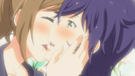 YACHIYOSUZU, Hay una lesbiana en mi sopa