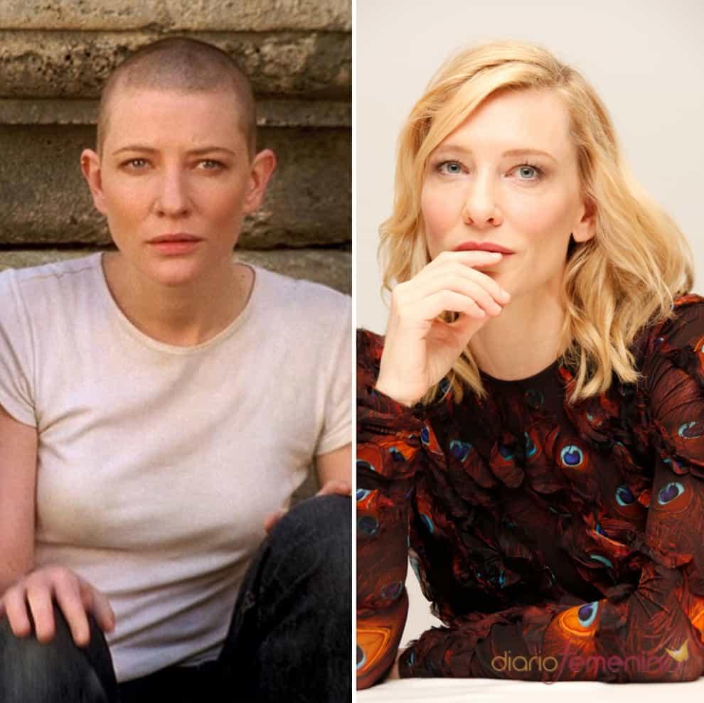 Cate Blanchett Rapada, Hay una lesbiana en mi sopa