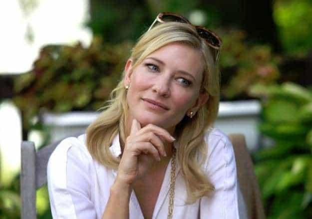 cate cate blanchett en una pelicula - Cate Blanchett, otra víctima más de Harvey Weinstein