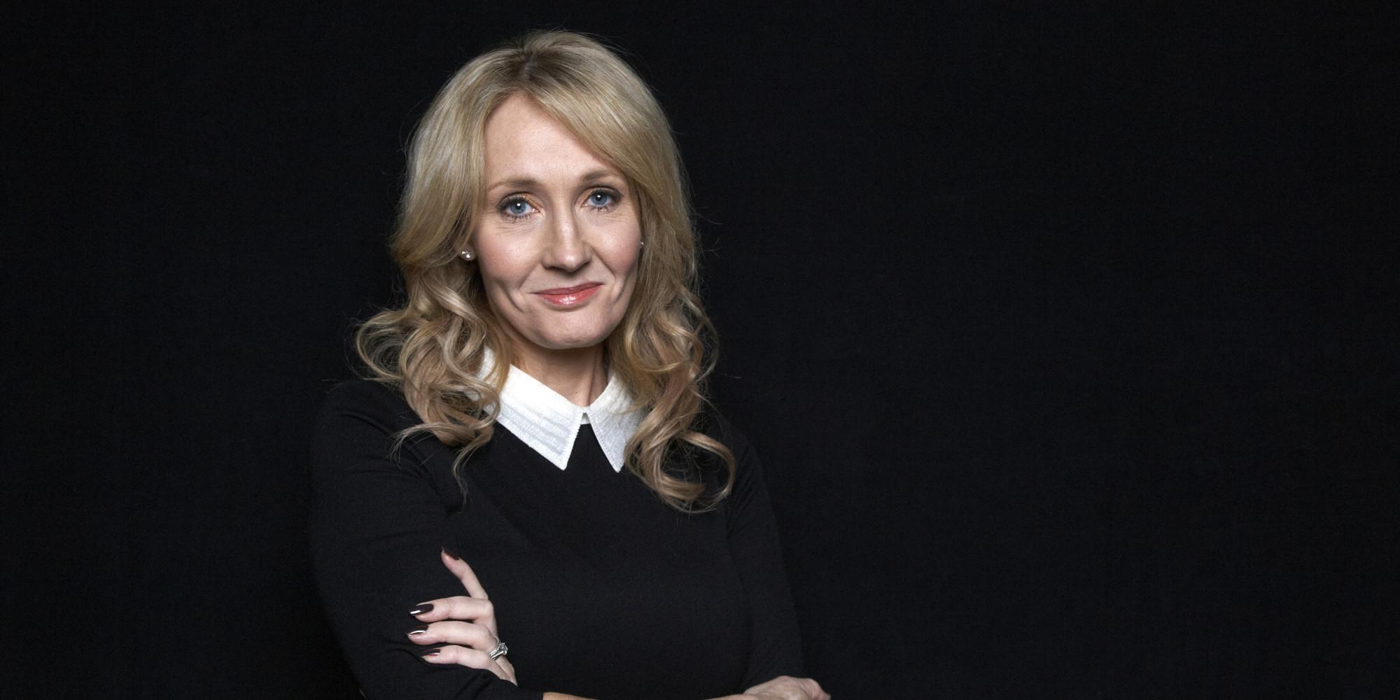 Jk Rowling, Hay una lesbiana en mi sopa
