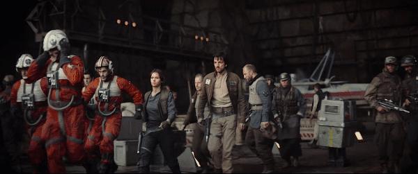 Rogue One Star Wars Story Trailer Image 29 600x251, Hay una lesbiana en mi sopa