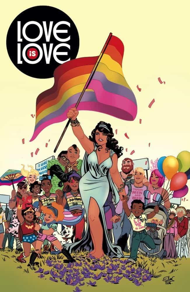 LoveIsLove Cv1 651x1000 - 5 libros para leer durante este mes del Orgullo