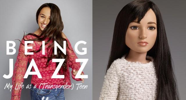 jazz-muñeca-trans Jazz Jennings lanza la primera muñeca trans del mercado